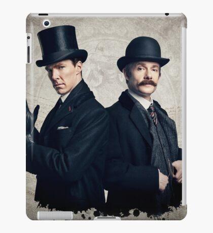 Sherlock - Benedict Cumberbatch iPad Case/Skin