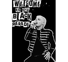 The Black Parade - Black Photographic Print