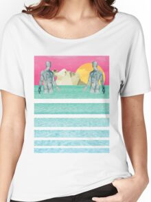 End of Vaporwave Women's Relaxed Fit T-Shirt
