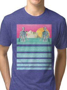 End of Vaporwave Tri-blend T-Shirt