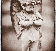 """ Little Angel please say a prayer for me "" by Malcolm Heberle"