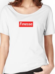Finesse Supreme Women's Relaxed Fit T-Shirt
