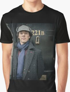 Sherlock - 221B Graphic T-Shirt