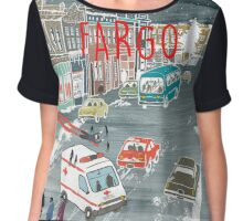 FARGO Chiffon Top