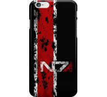 N7 iPhone Case/Skin