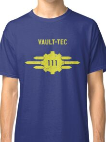 Vault-Tec Vault 111 Classic T-Shirt