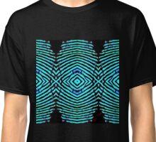 Av Taz Fingerprint Classic T-Shirt