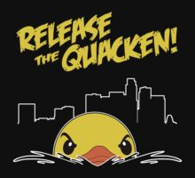 Release The Quacken LA by AngryMongo