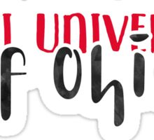 Miami University of Ohio - Style 1 Sticker