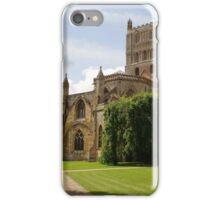 Twekesbury Abbey exterior iPhone Case/Skin