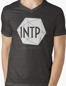 INTP The Architect - MBTI Type T-shirt / Phone case / Mug / More Mens V-Neck T-Shirt