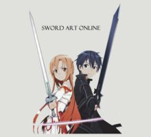 Sword Art Online by amyCrysatlz