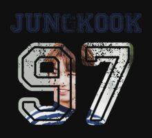 BTS Jungkook One Piece - Short Sleeve