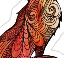 Foxie  Sticker