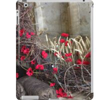 Memorial to the fallen of the great war iPad Case/Skin