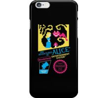 The Adventures of Alice iPhone Case/Skin