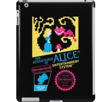 The Adventures of Alice iPad Case/Skin