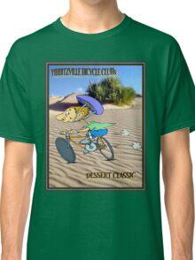 BICYCLE RACING; Yibbitzville Dessert Classic Print Classic T-Shirt