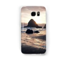Pacific Coast Sunset in Oregon Samsung Galaxy Case/Skin