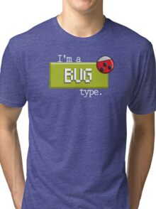 Bug Type - PKMN Tri-blend T-Shirt