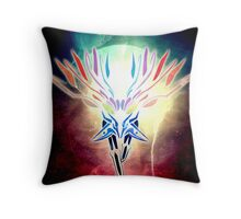Tribal Xerneas Throw Pillow
