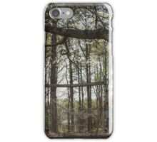 The Batting Cage iPhone Case/Skin