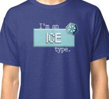 Ice Type - PKMN Classic T-Shirt