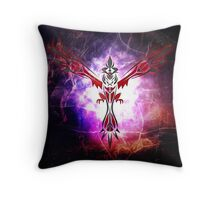 Tribal Yveltal Throw Pillow