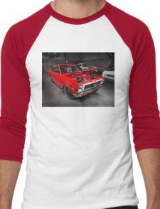 Shane Bugeja's 7sec Rotary Datsun Men's Baseball ¾ T-Shirt