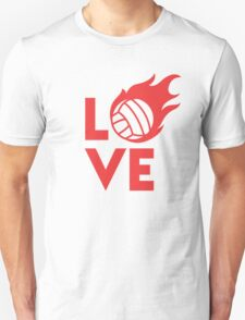 Love Volley Unisex T-Shirt