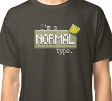 Normal Type - PKMN Classic T-Shirt