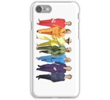 Hillary Clinton Suit iPhone Case/Skin