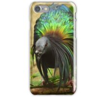 Feathered Predator iPhone Case/Skin
