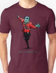 Star Trek - He's UnDead Jim T-Shirt