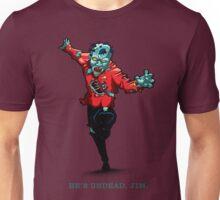 Star Trek - He's UnDead Jim Unisex T-Shirt