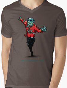 Star Trek - He's UnDead Jim Mens V-Neck T-Shirt