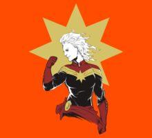 Captain Marvel Kids Clothes