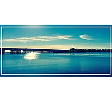 Peaceful and Calm  Photographic Print