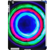 Circle of Light Colors iPad Case/Skin