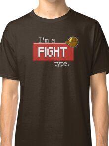 Fight type - PKMN Classic T-Shirt