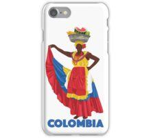 Palenquera iPhone Case/Skin