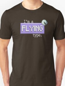 Flying Type - PKMN Unisex T-Shirt