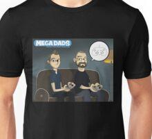 Mega Dads: Guy Talk Unisex T-Shirt