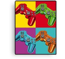 Videogames Canvas Print