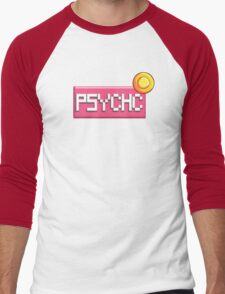 Psychic type - PKMN Men's Baseball ¾ T-Shirt