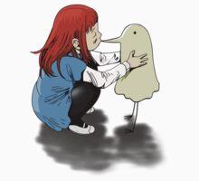 Punpun - Kiss Colored One Piece - Short Sleeve