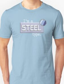 Steel Type - PKMN Unisex T-Shirt