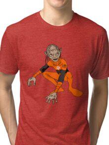 Orange Lantern Gollum Tri-blend T-Shirt