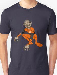 Orange Lantern Gollum Unisex T-Shirt