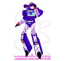 Soundwave Aesthetic No Background Photographic Print